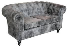 Gray Velvet Chesterfield Sofa by Chesterfield Sofas And Chairs Prestbury Upholstery