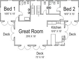 small floor plans small guest house floor plans house plan best cottage floor plans