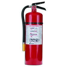 kidde 466204 pro 10 multi purpose fire extinguisher ul rated 4 a