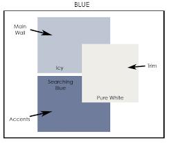 Blue Color Palette by Bluish Gray Color Bluish Gray Color Enchanting Blue Grey Color