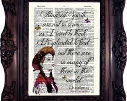 of green gables etsy