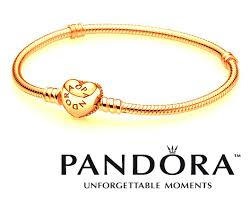 gold clasp bracelet images Pandora 24ct gold plated moments heart clasp bracelet 590719 jpg