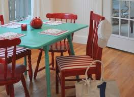 Red Kitchen Table And Chairs COLLECTIBLES SOLD Red S - Red kitchen table and chairs