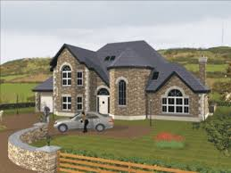 split level housing irish house plans split level