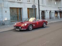 fake ferrari for sale replica ferrari 250 donor car is ferrari california classic