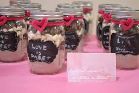 bridal shower favors ideas simple diy jar bridal shower favors jar crafts