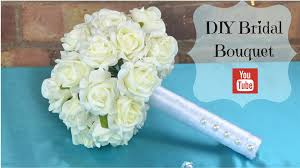 bouquet for wedding diy bridal bouquet how to create your own bridal wedding flowers