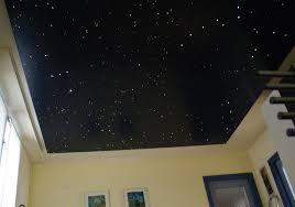 fiber optic star ceiling for bedroom and lights light panels tiles