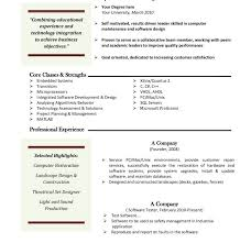 neoteric resume templates for mac 4 resume template format in mac