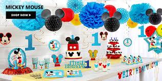 1st birthday boy themes 1st birthday decorations for boys party city