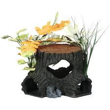 Aqua Culture X Wood Aquarium Ornament