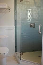 glass tiles bathroom ideas
