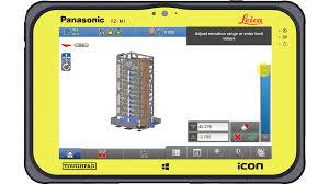 leica icon build construction software