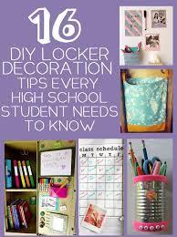 Decor Tips Best 25 Locker Decorations Ideas On Pinterest Locker Ideas