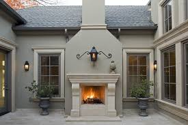tuscan paint colors exterior traditional with garage door themed