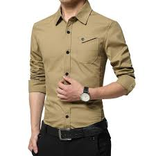 aliexpress com buy men blouse long sleeve 2017 new spring top