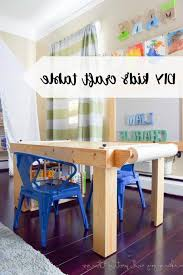 best 25 kids table ideas best 25 kids craft tables ideas on room desk with