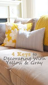 Bedrooms With Yellow Walls Best 25 Yellow Gray Room Ideas On Pinterest Gray Yellow