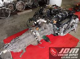 03 09 subaru legacy spec b engine and manual 6spd transmission jdm
