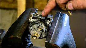 briggs and stratton walbro tecumseh carburetor repair how to