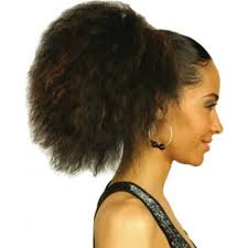 daily hairstyles for drawstring ponytail hairstyles for black hair