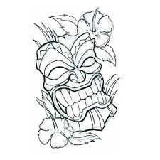 tattoo samoan tattoo is the king of art part 2 tiki faces