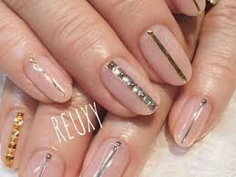 39 nail designs gold and beige picsrelevant
