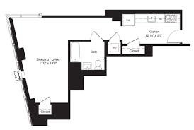 Most Efficient Floor Plans Prism At Park Avenue South Apartments Nomad Manhattan 402 Park