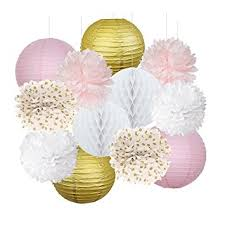 Bachelorette Party Decorations Amazon Com Bachelorette Party Decorations 12pcs Pink Gold Party