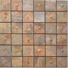 copper tiles for kitchen backsplash copper tile kitchen wall backsplash source quality copper tile