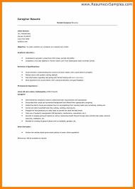 Caregiver Resume Samples Elderly by Elderly Care Resume Cna Experience Resume Best Free Resume