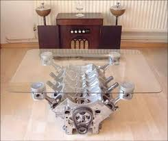themed coffee table 10 car themed gifts for the gearhead pictures page 10 engine