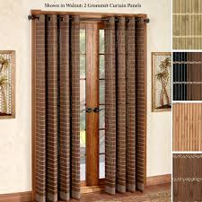 Patio Door Thermal Blackout Curtain Panel Patio Door Blackout Curtains Blinds Grommet Top Energoresurs