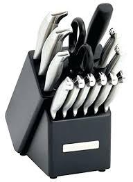 kitchen aid knives kitchenaid knife set small size of classic knife block set high