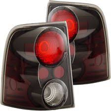 1996 ford explorer tail light assembly tail lights for mercury mountaineer ebay