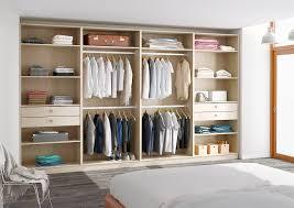 placard de rangement pour chambre amenagement placard entree maison dressing niche chambre bois lzzy co