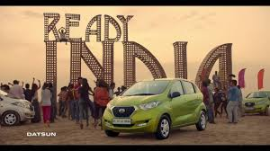 datsun datsun redi go india u0027s first urban cross youtube