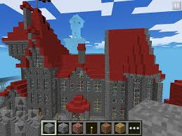 Minecraft Pe Maps Ios Minecraft Castle Seed Pe 1 2 0 7 Mcpe Box