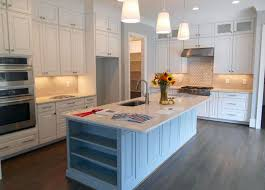 mystery island kitchen 25 blue and white kitchens design ideas designing idea