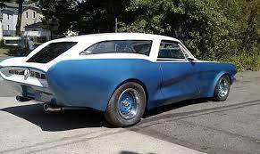 custom 1966 mustang bangshift com is this custom 1966 mustang wagon cool or horrendous