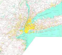 Map Of New York City Area by Oct Beauteous Map Of New York Metro Area Evenakliyat Biz