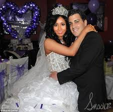 snooki is married see pictures from her great gatsby inspired