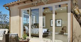 Vinyl Patio Door Montecito Series Vinyl Patio Doors Milgard Windows Doors