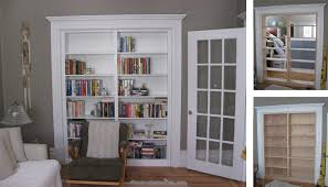 In Wall Bookshelves by Built By Todd Custom Built In Bookcase