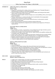 sle resume for digital journalism conferences 2016 digital operations resume sles velvet jobs