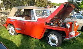custom willys jeepster willys overland jeepster tractor u0026 construction plant wiki