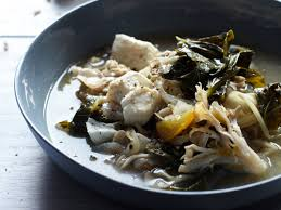 fisherman u0027s stew with green chile u0026 collard greens recipe