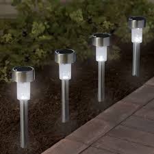 Outdoor Walkway Lighting Ideas by Remarkable Ideas Solar Sidewalk Lights Adorable Solar Led Path