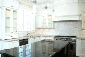 black backsplash in kitchen backsplash ideas for white cabinets kitchen white cabinets ideas
