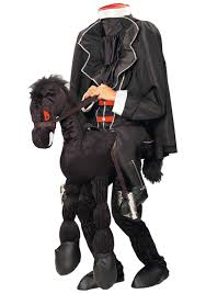 Scary Costumes For Halloween Missing Head Horseman Costume Scary Costumes For Adults